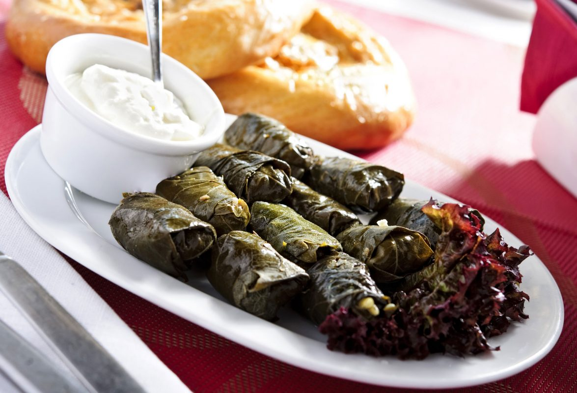 Turkish food- Dolma