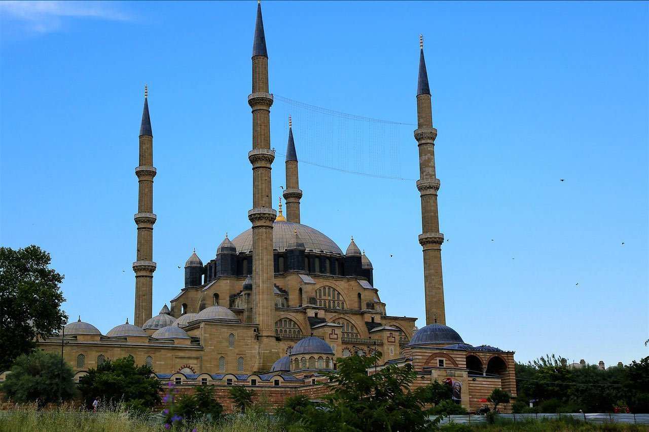 turkey tourist attractions -Edirne