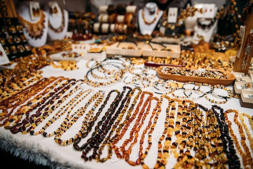 Jewelery as a Turkish souvenirs