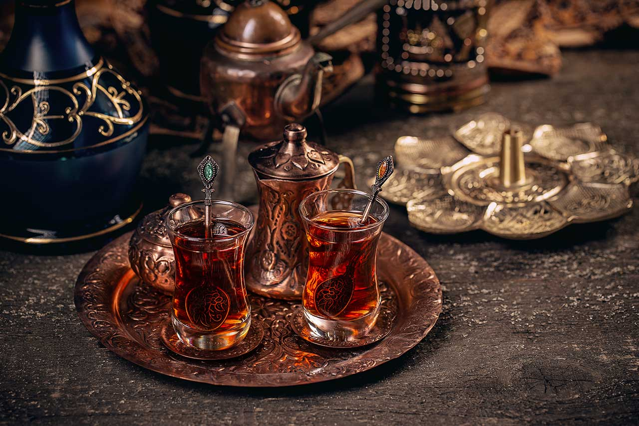 Turkish Tea (Chai)